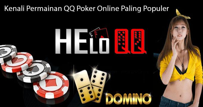 Kenali Permainan QQ Poker Online Paling Populer